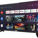RCA RS32H2 Android TV (32 Zoll HD Smart TV mit Google Assistant), eingebauten Chromecast, HDMI+USB, Triple Tuner, 60Hz
