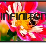 Infiniton LED-Fernseher, FULL HD, 40 Zoll/101,6 cm, USB-Anschluss, Aufnahme-Funktion