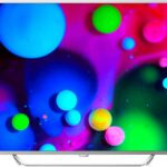 Philips 65PUS6412/12 164cm (65 Zoll) LED-Fernseher (Ultra-HD, Smart TV, Android, Ambilight) [Energieklasse A+]