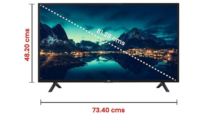 TCL 32S62S